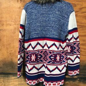 MINKPINK Jackets & Coats - MINKPINK Faux Fur Cardigan